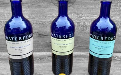 REVIEW- WATERFORD WHISKY BANNOW ISLAND, BALLYKILCAVIN, & RATHEADON SINGLE FARM ORIGINS 1.1