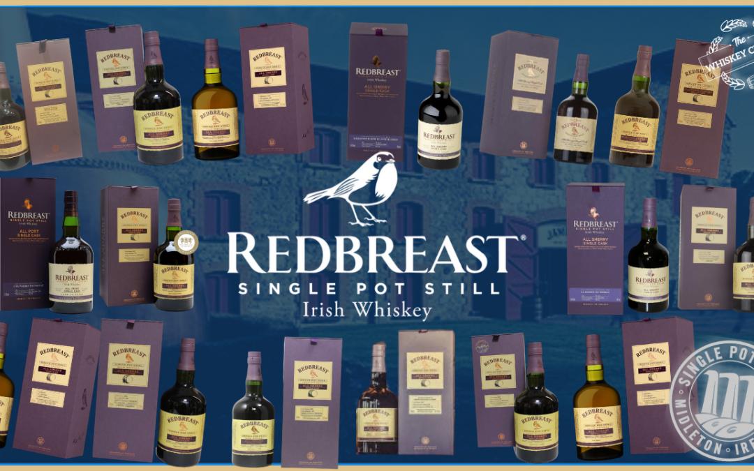The Redbreast Single Cask BREAKDOWN ( FULL SET 2020 edition)