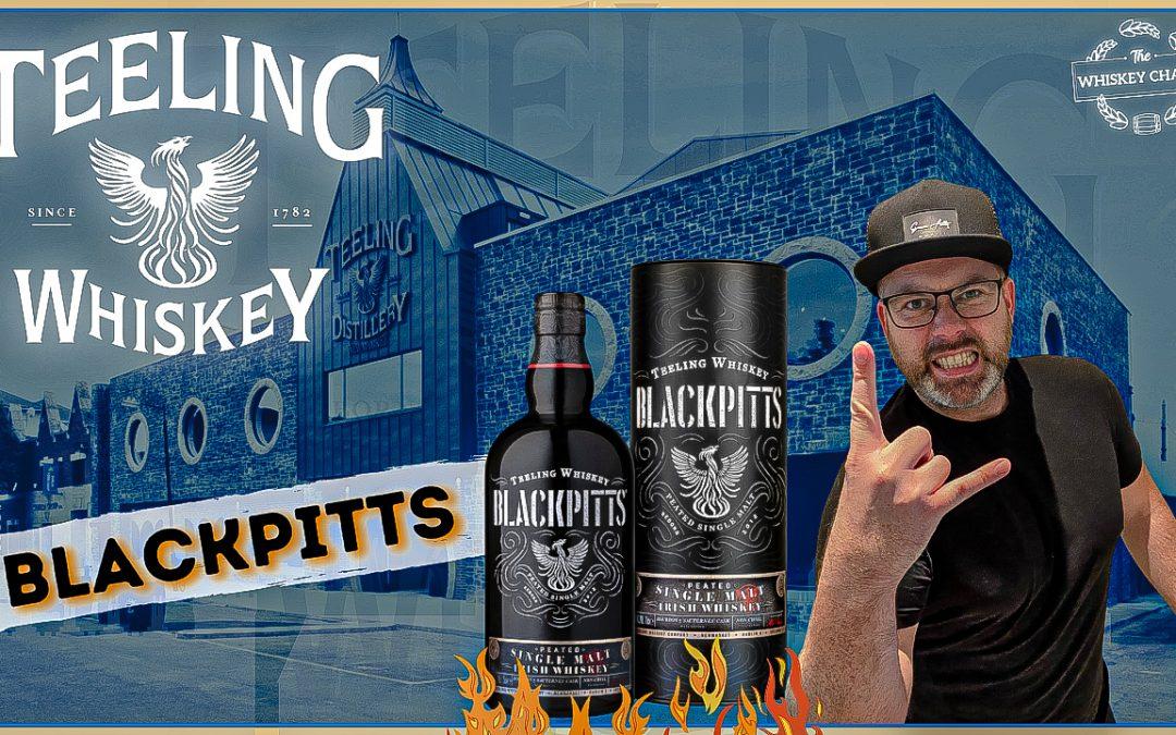 WHISKY & WHISKEY Episode 8 – Teelings Blackpitts, Triple distilled peated single malt